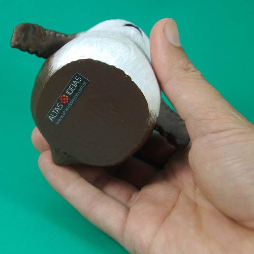 boneco porg gritando 10,5cm - starwars os últimos jedi