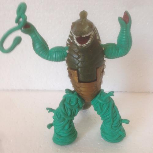 boneco power rangers - vilão da bandai (década de 90)