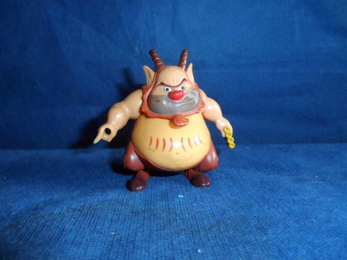 Boneco Raro Personagem Phil Usado Do Desenho Hercules Disney R