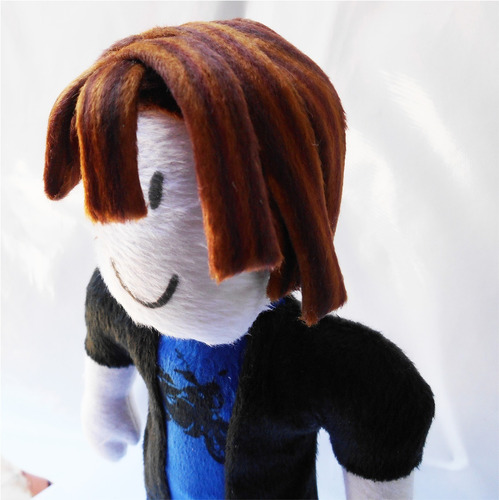 Boneco Roblox Bacon Hair