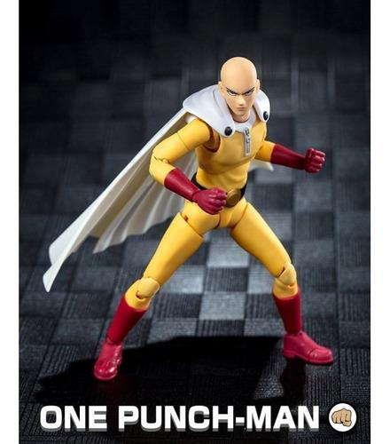 boneco saitama one punch man dasin model original