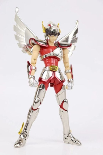 boneco seiya pegasus bronze v1 ex myth cloth great toys gt