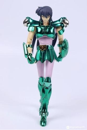 boneco seiya pegasus + shiryu dragão bronze v1 ex great toys