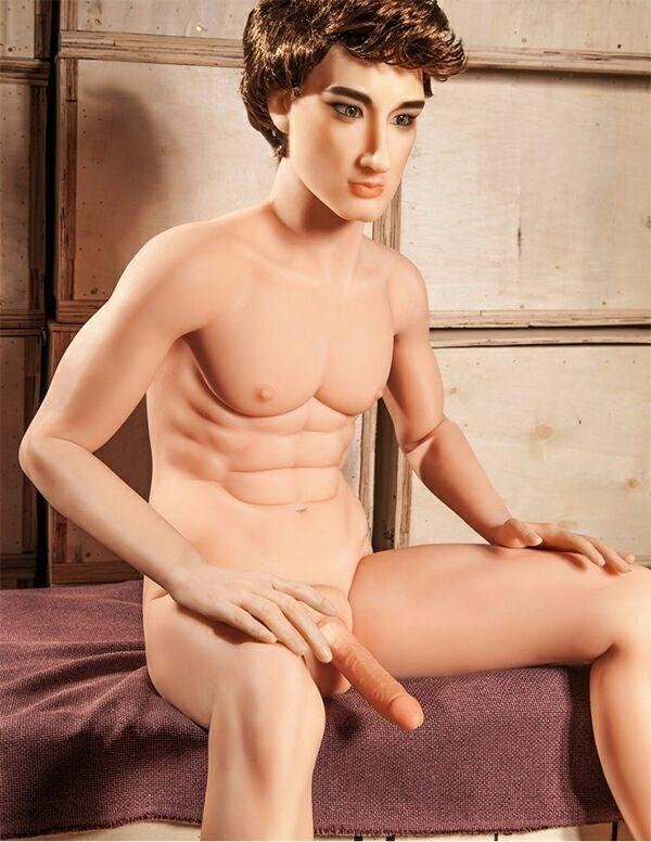 Boneco Sexual Realista - R 8999,00 Em Mercado Livre-4819
