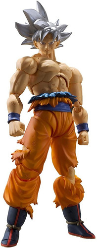 boneco sh figuarts goku ultra instinct superior dragon ball