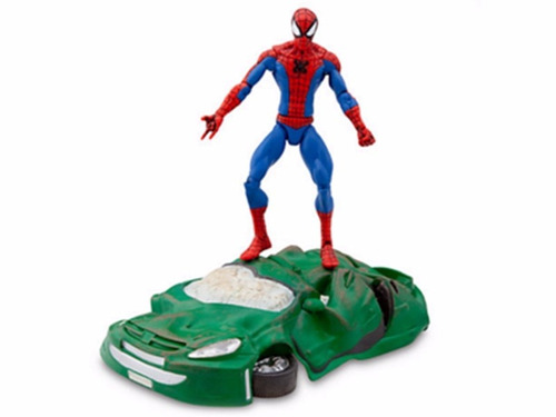 boneco spider man marvel select diamond 10724