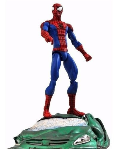boneco spider man marvel select diamond 10724