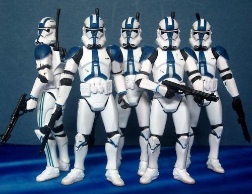 Star Wars 501st saga trooper