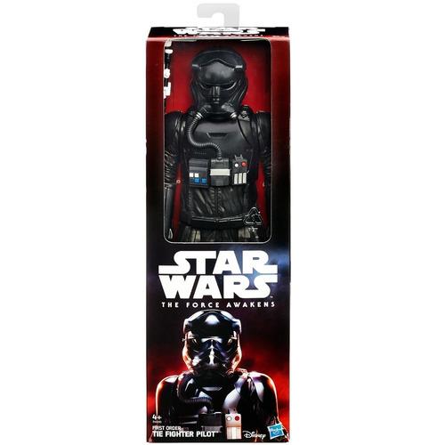 boneco star wars - the fighter pilot  - hasbro  - 30 cm