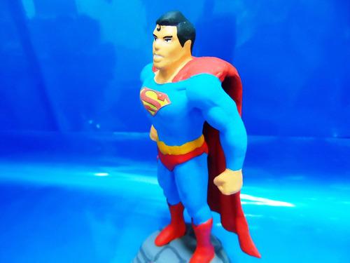 boneco super man chumbo  novo #528
