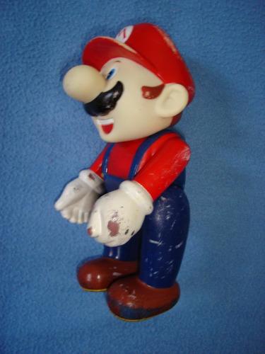 boneco super mário bros 1994 nintendo original 21cm d altura