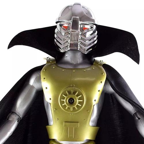 boneco torak eletronico inimigo do falcon / estrela