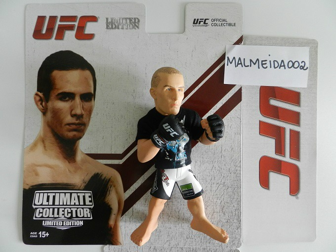 Round 5 UFC Rory MacDonald Ultimate Collector Series 13