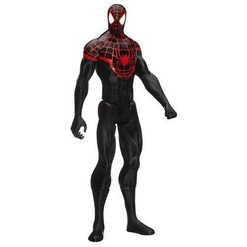 boneco ultimate spider-man titan hero series marvel b1469 -