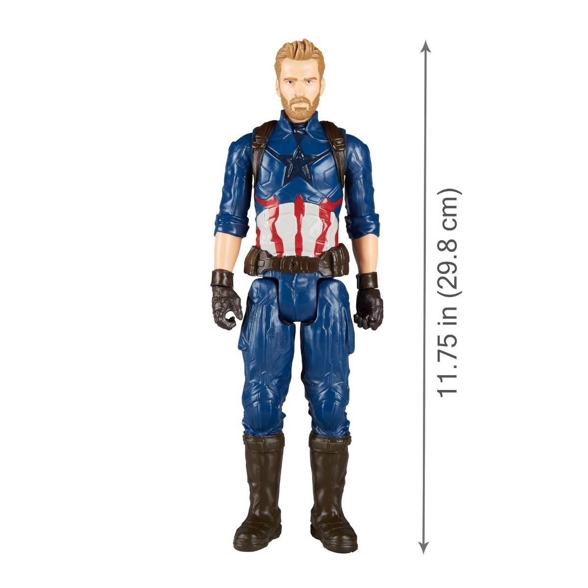 Avengers TITAN HERO macchina da guerra Action Figure