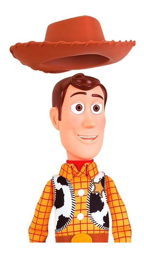 Boneco Woody Cowboy Desenho Toy Story Toyng R 179 90 Em Mercado