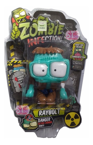 boneco zumbi raybolt zombie infection - bonellihq f19