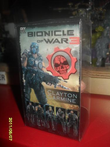 bonecos bionicle of war 3
