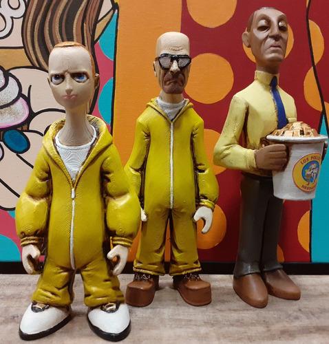 bonecos colecionáveis séries