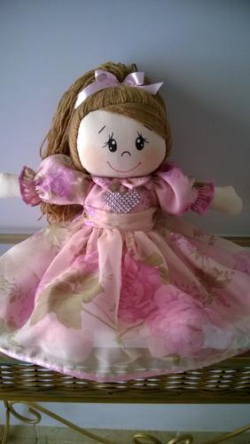 bonecos de pano artesanal