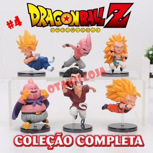 bonecos figures dragon ball z - coleção 2 modelo 4 + brinde