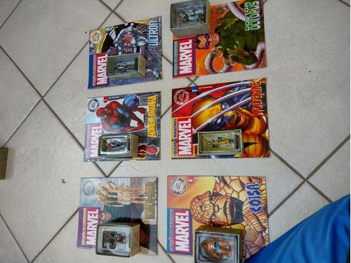 bonecos marvel edição de colecionador original