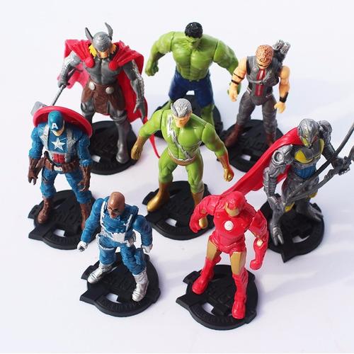 bonecos marvel vingadores super heróis