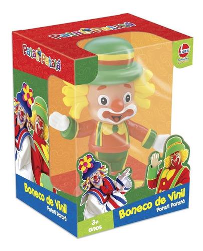 bonecos patati e patatá lider brinquedos em vinil. ( o par )