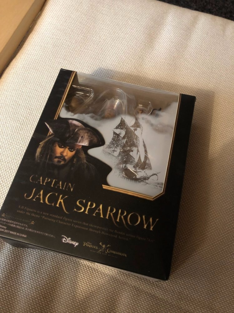 a5df64597b90c bonecos piratas do caribe capitão jack sparrow em pvc. Carregando zoom.