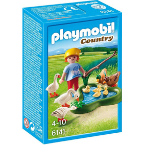 Playmobil 6141 Patos E Gansos