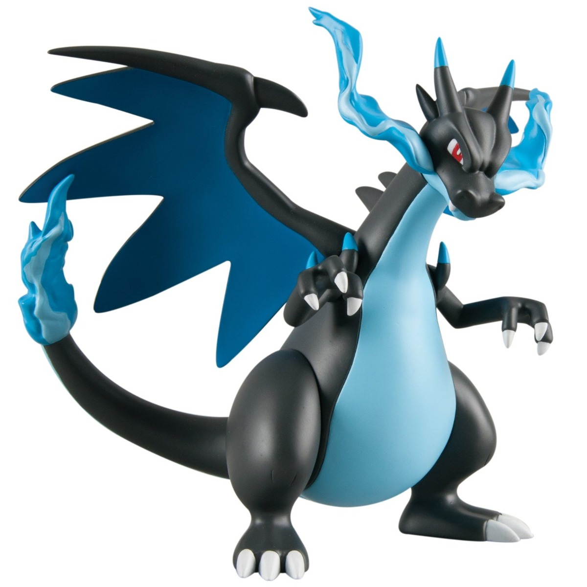 bonecos pok mon xy mega charizard x e y original lacrado r 279 99 em mercado livre. Black Bedroom Furniture Sets. Home Design Ideas