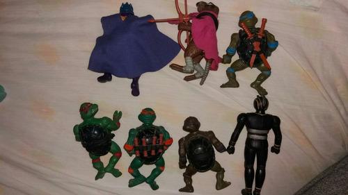 bonecos tartarugas ninja