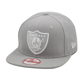 b7a973b60c27b Boné New Era 9fifty Nfl Oakland Raiders Big Mesh Snapback - Bonés no ...