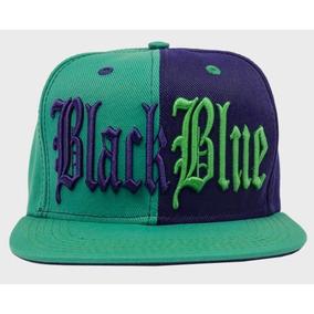 e30c3914436bd Boné Black Blue Original - Bonés para Masculino no Mercado Livre Brasil