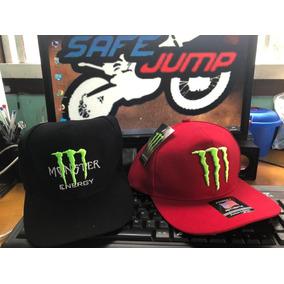 40042afdd53ea Bone Monster Motocross Aba Reta Vermelho Ou Preto