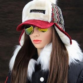 a33ce9b1a4478 Chapeu Russo Ushanka Vermelho - Acessórios da Moda no Mercado Livre ...
