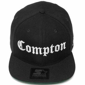 15e087b30446f Bone Starter Compton - Bonés para Masculino no Mercado Livre Brasil