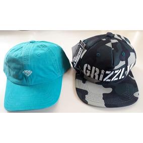 dd94260cfe293 Boné Diamond Grizzly Original
