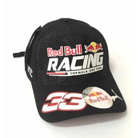 df6852617b260 Boné Red Bull Aba Curva Racing Infiniti F1 Moto Gp Fita Pret