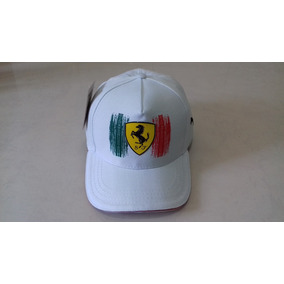 fec3e7223dd33 Bone Ferrari Milano Italia - Bonés Outras Marcas no Mercado Livre Brasil