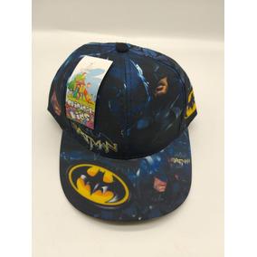 125868626eca5 Boné Aba Reta Batman Super Herois Infantil Juvenil