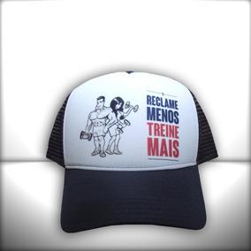 5e868c60d8d55 Curio De Treino - Bonés para Masculino no Mercado Livre Brasil
