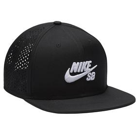 new product f3f69 ed0af Boné Nike Sb Aero Pro Aba Reta Regulável 629243 010 Original