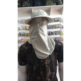 5260728d862dd Chapeu Masculino Com Proteção Uv no Mercado Livre Brasil