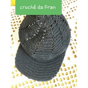 d384720c7214f Boné Croche - Bonés para Masculino no Mercado Livre Brasil