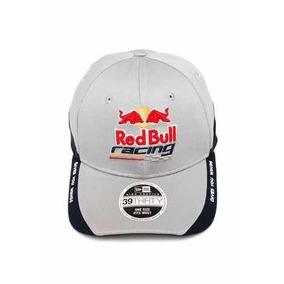 faad2e5ed7dea Boné New Era Red Bull Cinza Champion 59fifty - Bonés New Era para ...