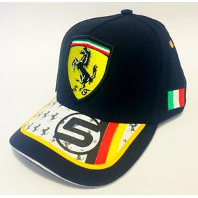 9e09ab19fcb0c Boné Ferrari F1 Formula 1 - Mercedes Benz - Redbull Oficial