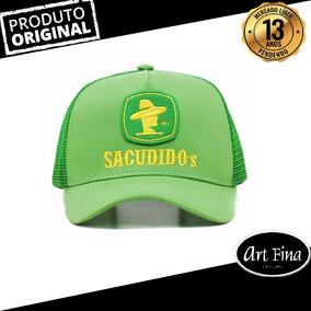 fc73fc6148f82 Bone Country Sacudidos - Bonés para Masculino no Mercado Livre Brasil