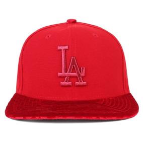 5f21d73ccde90 Boné New Era 9fifty Los Angeles Dodgers Velvet Vize - Snapba