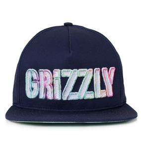 192f9ff557b86 Bone Da Grizzly Azul - Calçados